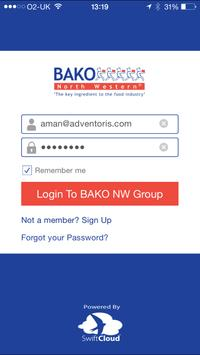 BAKO NW Group App poster