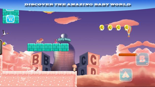 Baby Boss Secret Adventure screenshot 1