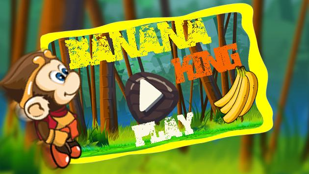 Banana Monkey Kong Adventures poster