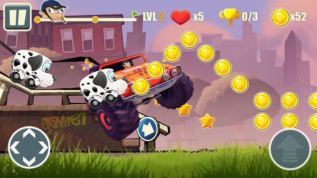 Jeffy Adventure Racing Climb apk screenshot