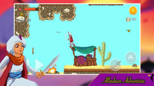 Adventure of Aladeen screenshot 2