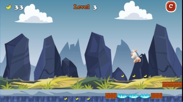 Booba Adventure World 🍀 apk screenshot