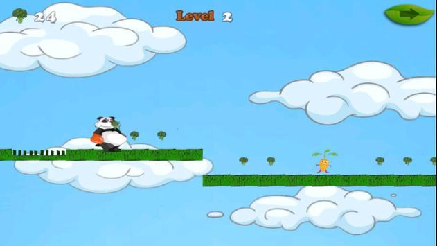 Adventure Panda Run screenshot 2