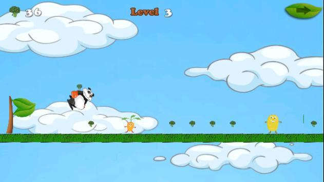 Adventure Panda Run screenshot 8