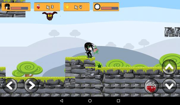 Black Ladybug Adventure screenshot 2
