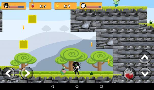 Black Ladybug Adventure apk screenshot