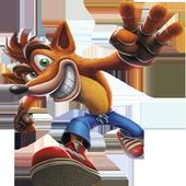 Bandicoot Adventure  🦊🦊 icon