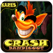 Crazy Crash Fiver Adventure icon