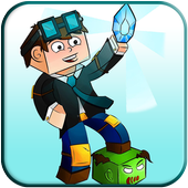 DanTDM Adventure Game : Free  Apps icon