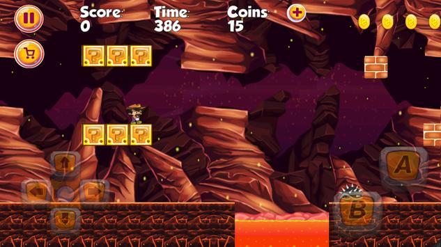 Adventure Jungle Of Mario apk screenshot