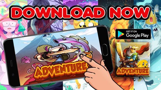 Adventure Jungle Time Run 2017 poster