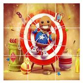 Kick The Buddy Puzzle icon