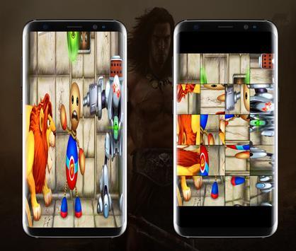 Kick The Buddy Puzzle screenshot 1