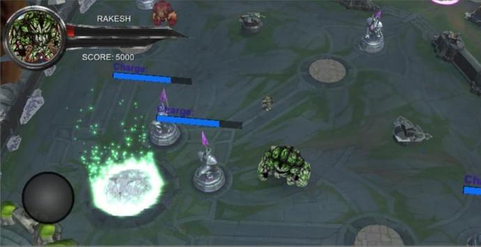 Defender of the Rift apk screenshot