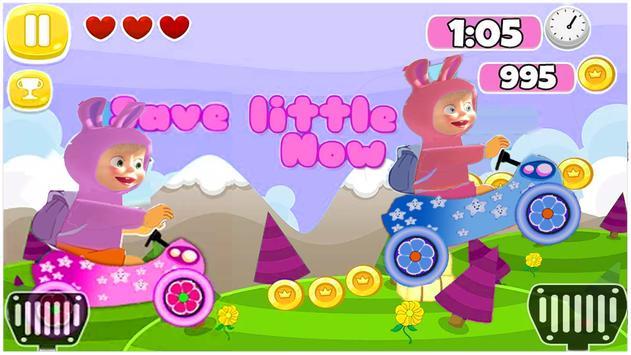 Mаshа and Miсhkа adventure apk screenshot