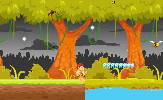 Adventure of Jungle Mario poster