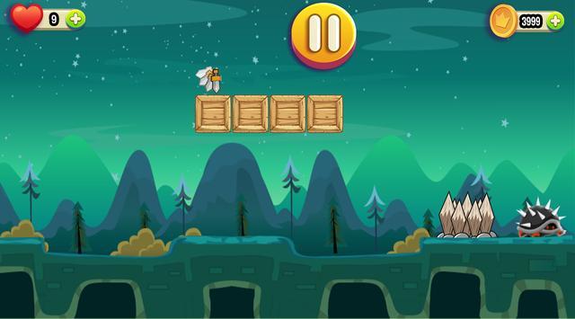 Super runner World apk screenshot