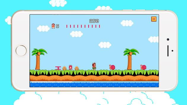 Adventure in Island : The First Edition apk screenshot