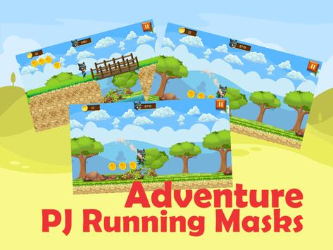 Adventure Hero Running poster