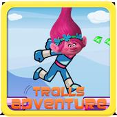 poppy troll adventure icon