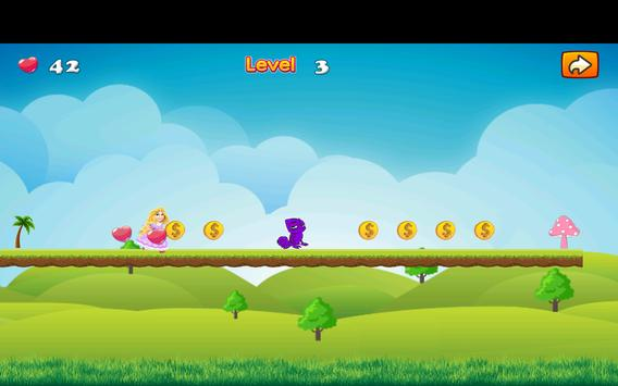 Adventure Princess Rapunzel Run screenshot 15