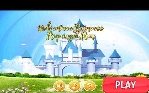 Adventure Princess Rapunzel Run screenshot 12