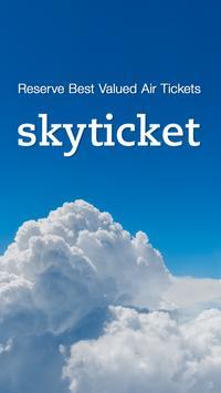 skyticket постер