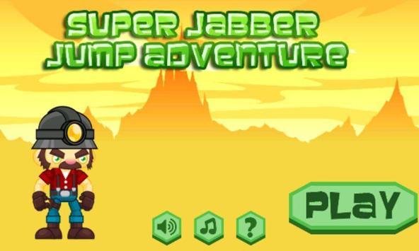 super jabber jump adventure poster