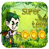 Super Tedy Run : Jungle Adventure icon