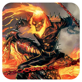 Warrior of Ghost Rider icon