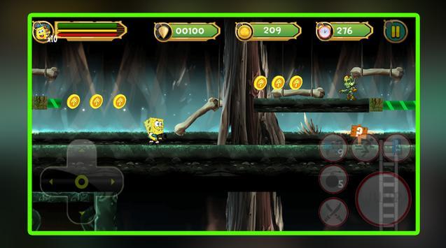 Jungle SpongBob Adventure Games screenshot 1