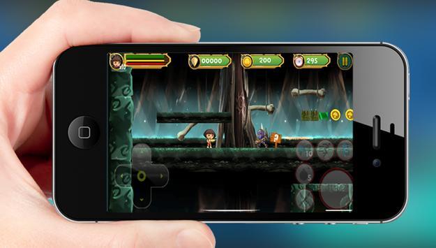 Dora Jungle Run Games poster