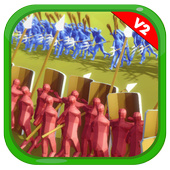Totally Accurate Battle Adv icon
