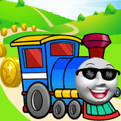 Adventure And Friend Thomas Run Game icon