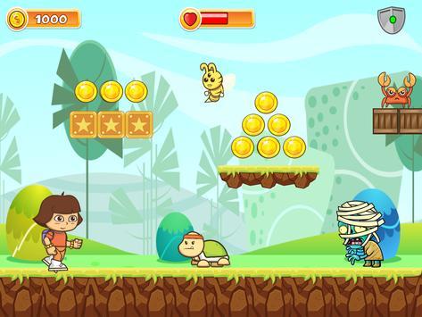 Super Adventure of Dera apk screenshot