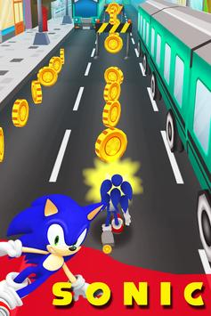 Subway Sonic Rush 2018 screenshot 3