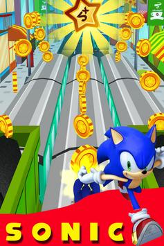 Subway Sonic Rush 2018 screenshot 2