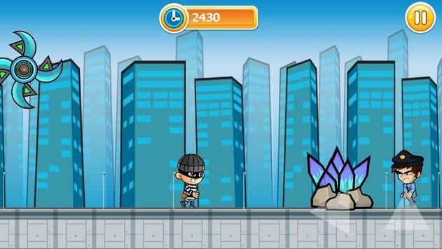Adventure Game : RUN - Catch Me If You Can screenshot 1