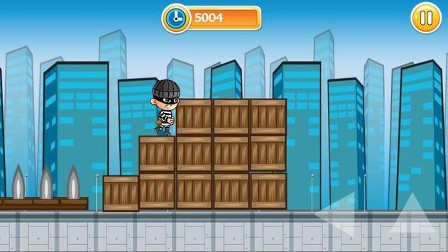 Adventure Game : RUN - Catch Me If You Can screenshot 2