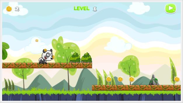 SUPER PANDA ADVENTURES FOR KIDS apk screenshot
