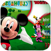 Adventure Mickey Temple Mouse icon