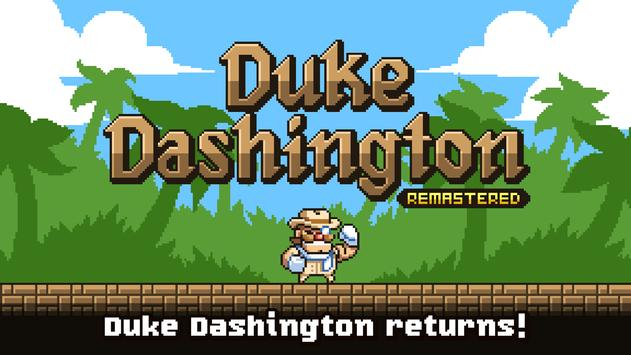 Duke Dashington poster