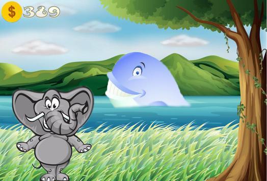 ジャングルの冒険 apk screenshot