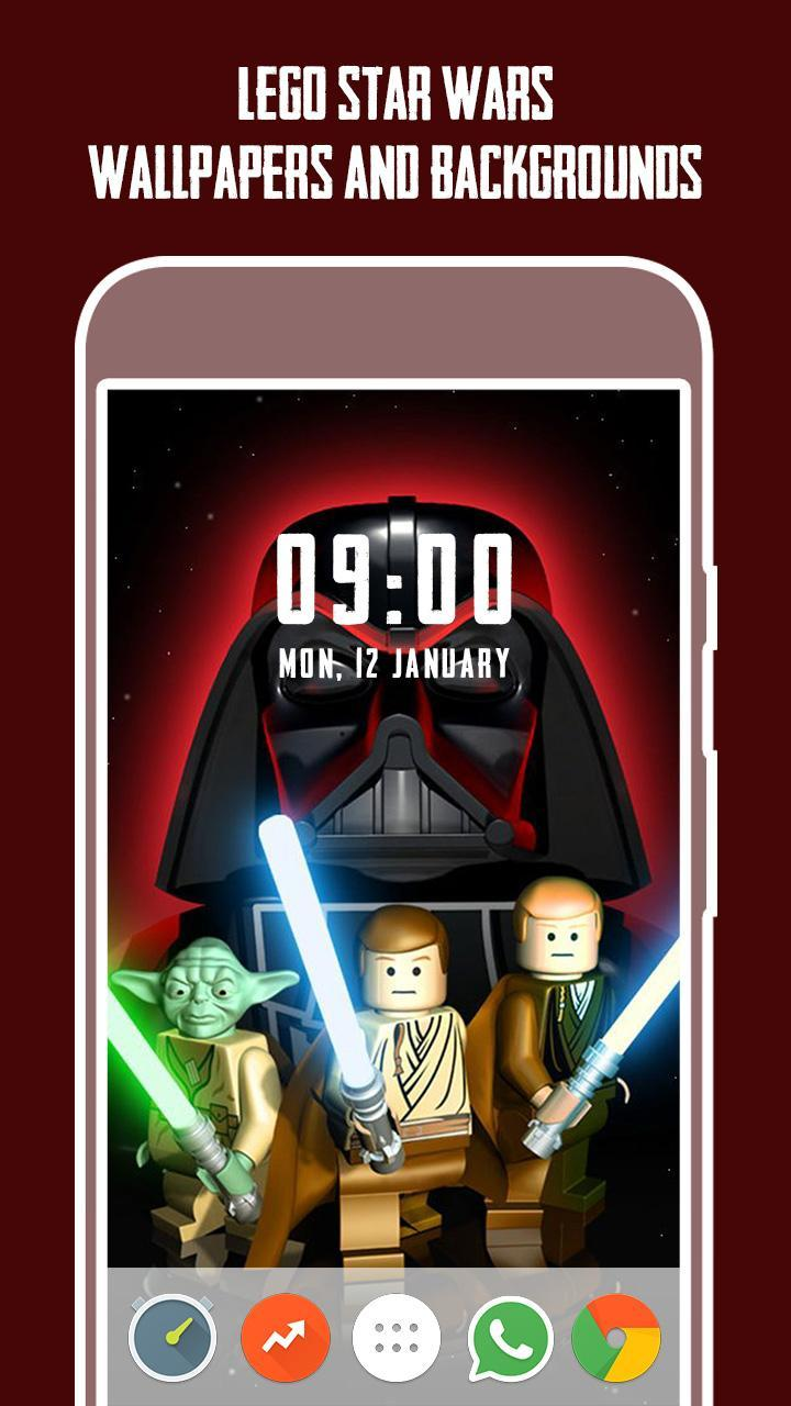 Hd4k Lego Star Wars Wallpapers For Android Apk Download
