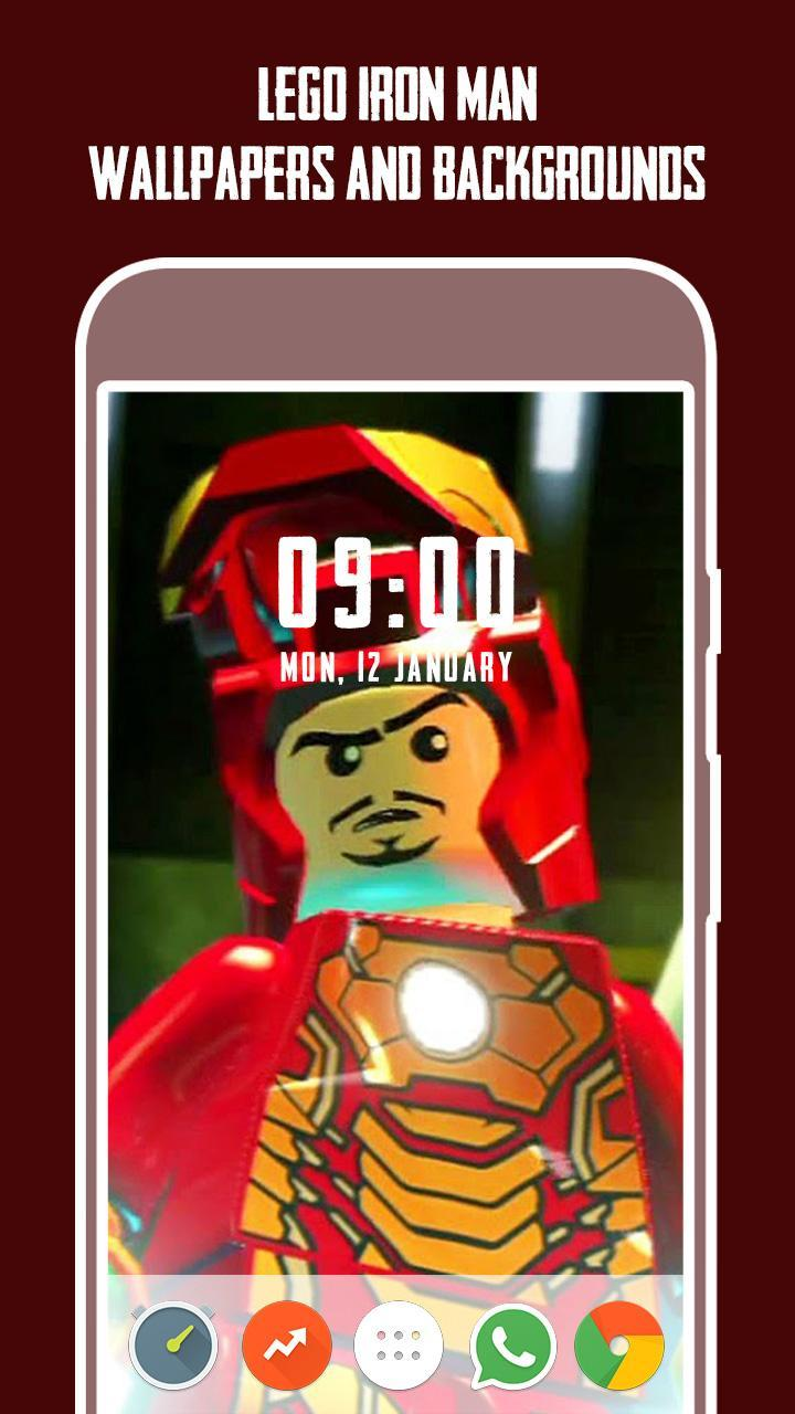 HD4K Lego Iron Man Wallpapers for Android - APK Download