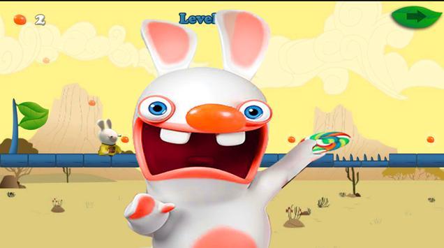 Adventure Rabbits Run apk screenshot