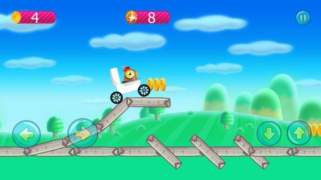 🐤 Adventures Animal Super Run Squad screenshot 1