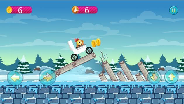 🐤 Adventures Animal Super Run Squad screenshot 2