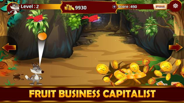 Fruit Business Capitalist poster