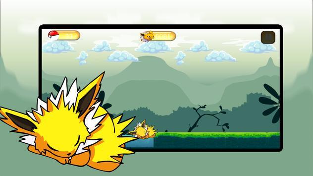jolteon dash adventure screenshot 1